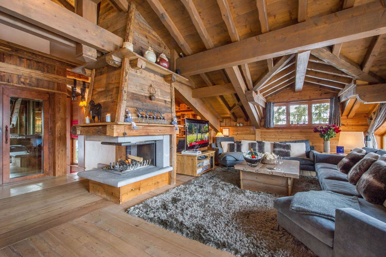 Camera Exterieur Quebec Chalet Aspen Courchevel 1850 Alpine Guru