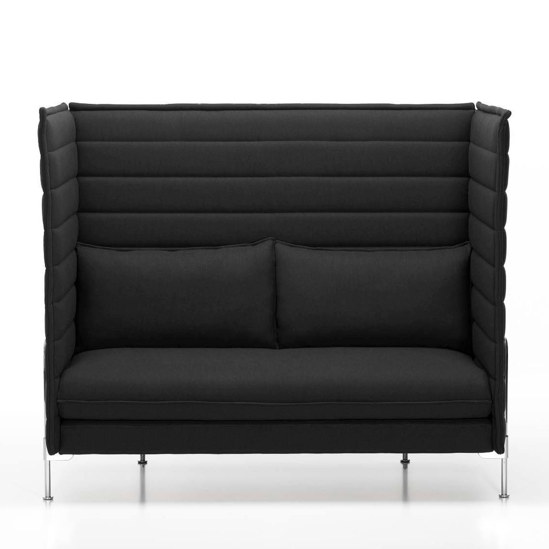 Alcove Highback Sofa Alcove Highback 2 Sitzer Sofa Vitra Ambientedirect