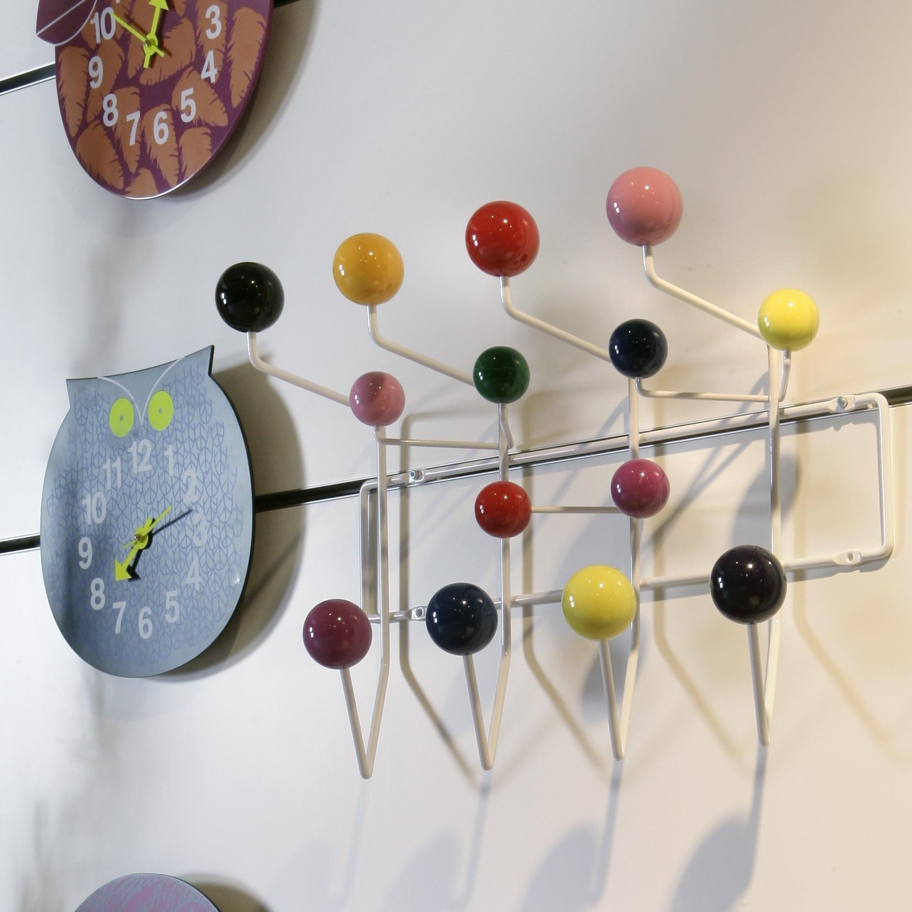 Vitra Garderobe Hang It All Coat Rack