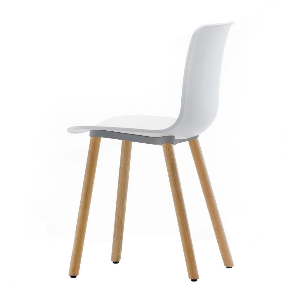 Chaise Vitra Hal Wood Chaise