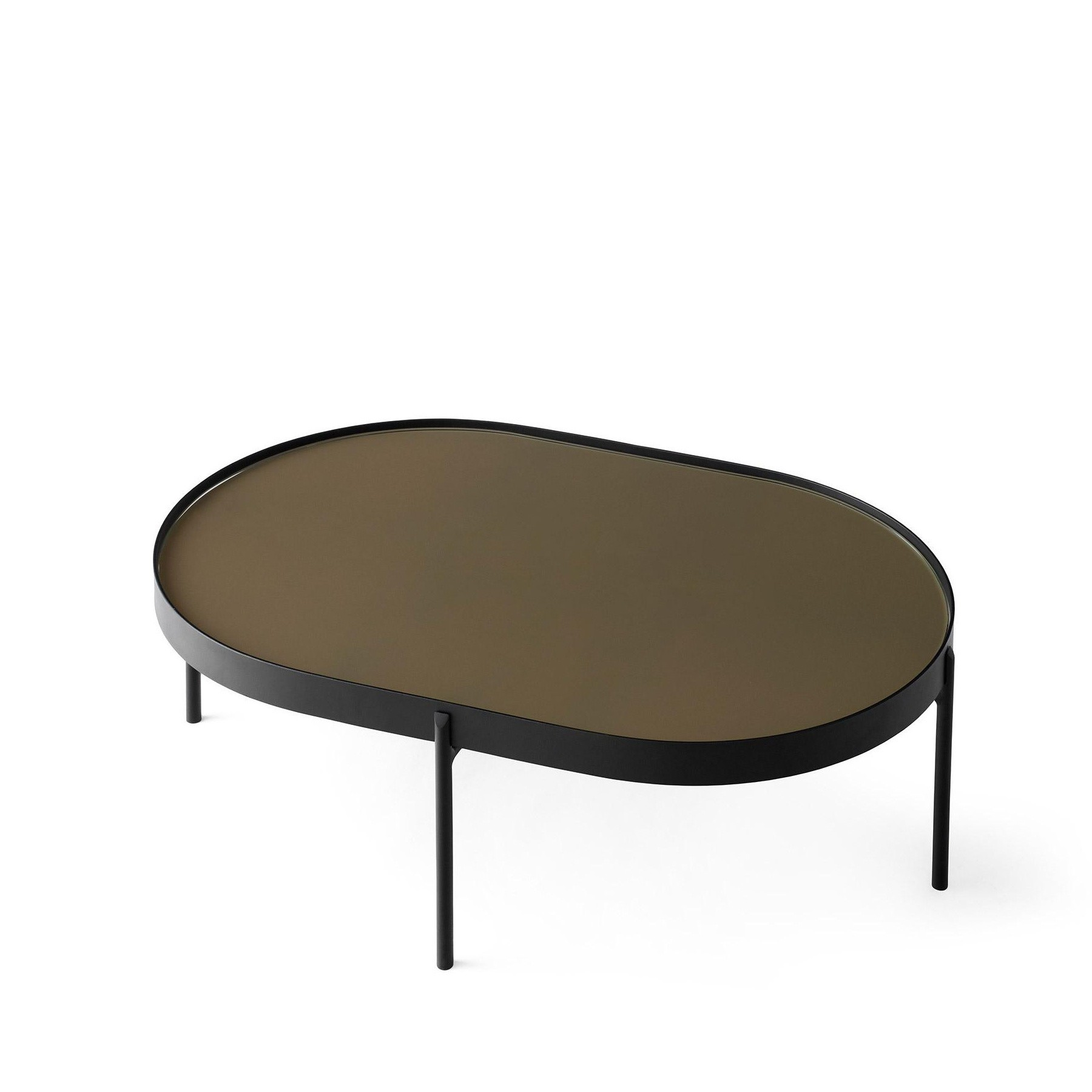 Couchtisch Industrial Oval Menu Nono Coffee Table