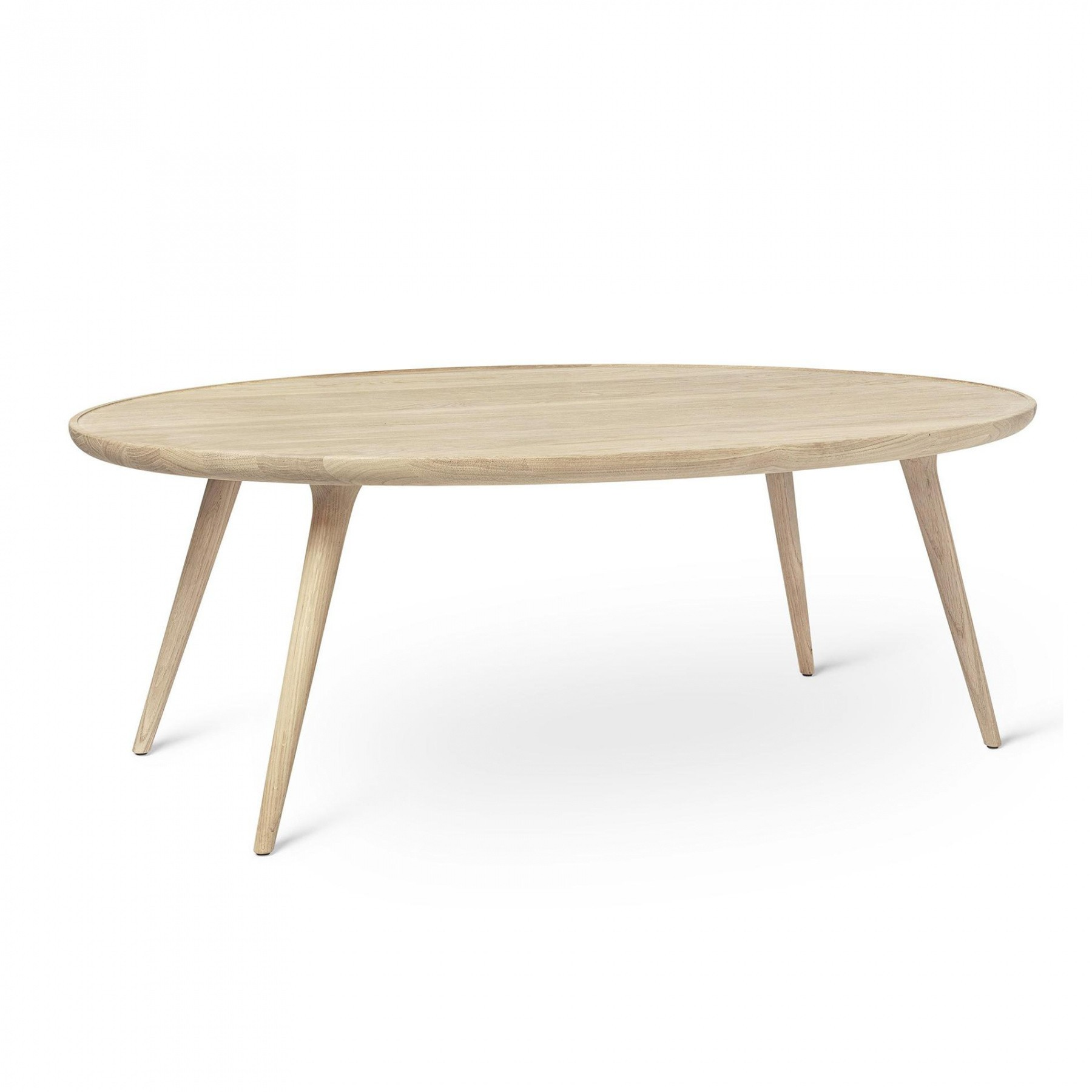 Couchtische Oval Accent Lounge Table Coffee Table Oval