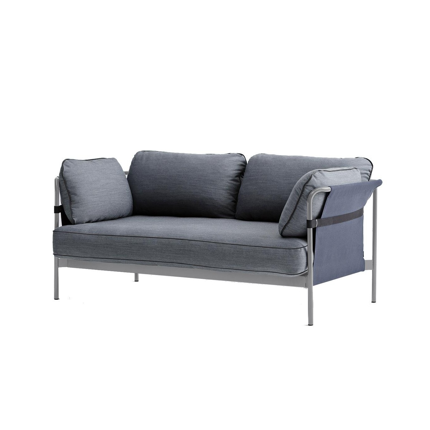 2 Seater Outdoor Sofa Can 2 Seater Sofa Frame Dusty Grey