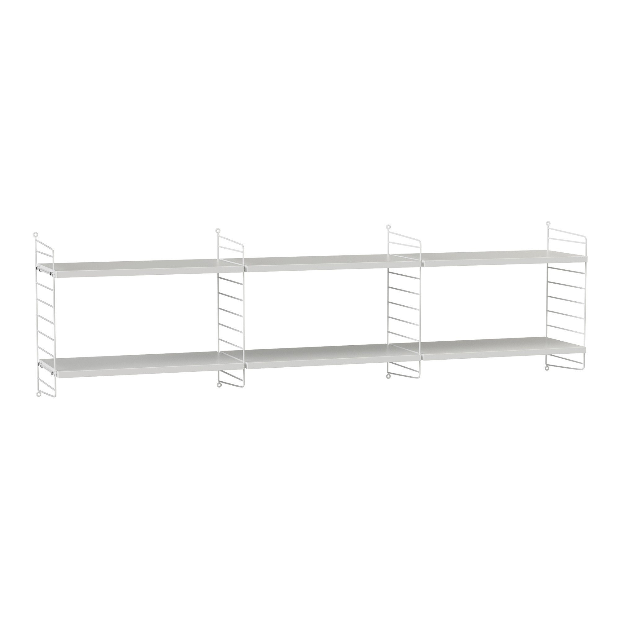 Wandregal String String Wall Shelve 180x50cm | Ambientedirect