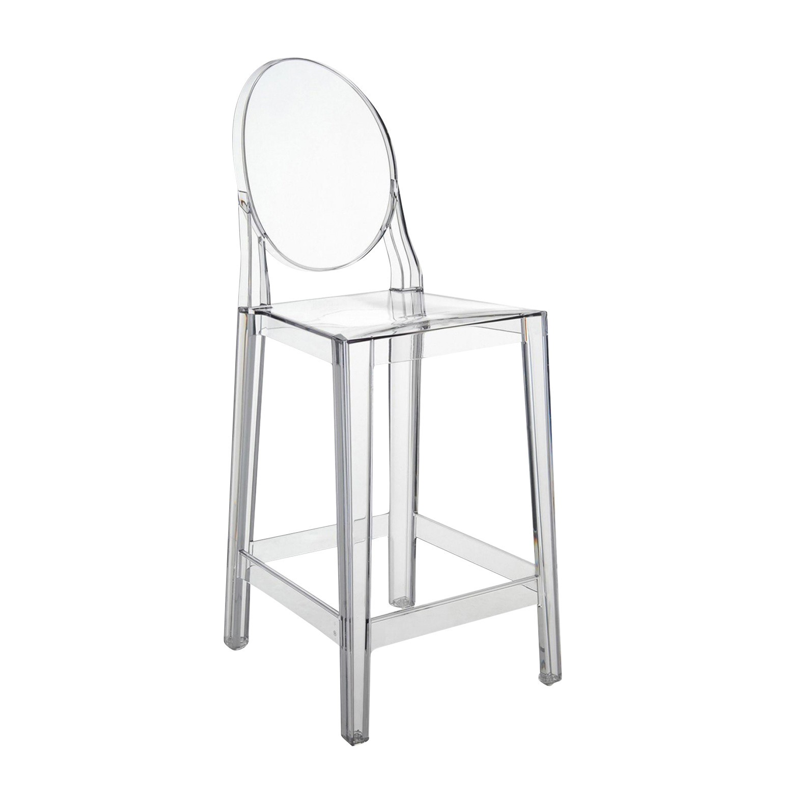 Kartell One More Tabouret De Bar 65cm Ambientedirect