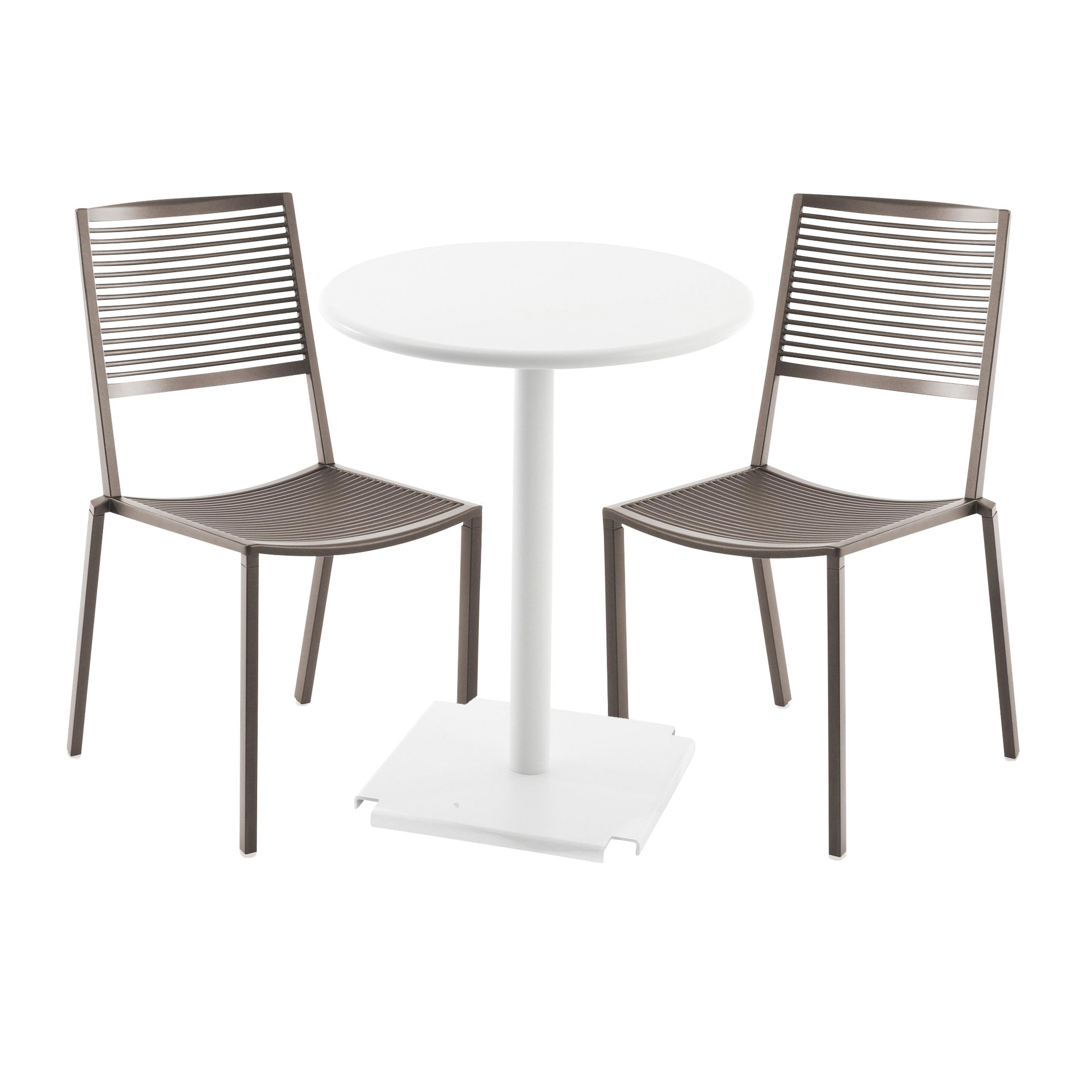 Tafel Met 2 Stoelen Easy Cross Tonic Tuinset