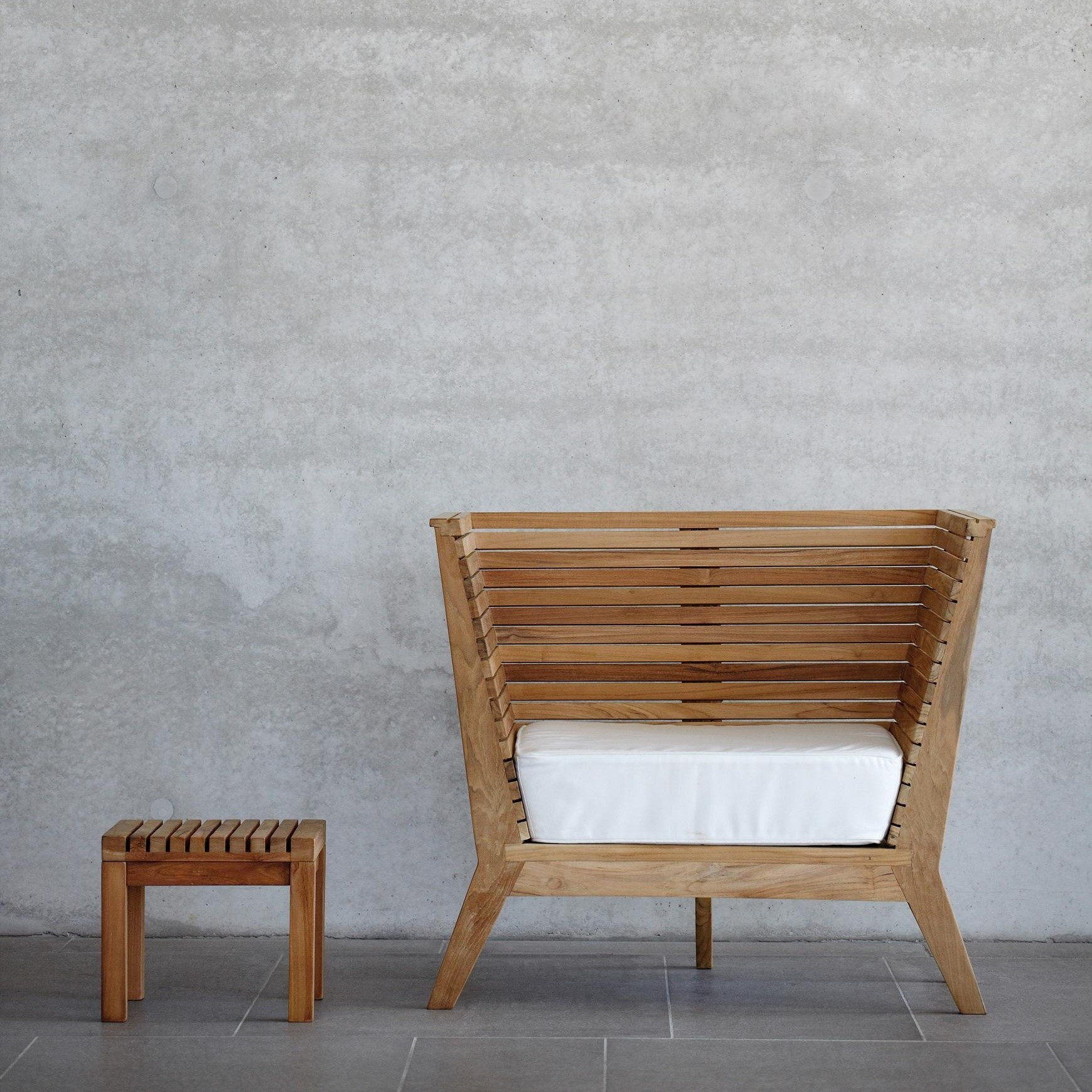 Teak Sessel William Teakholz Sessel