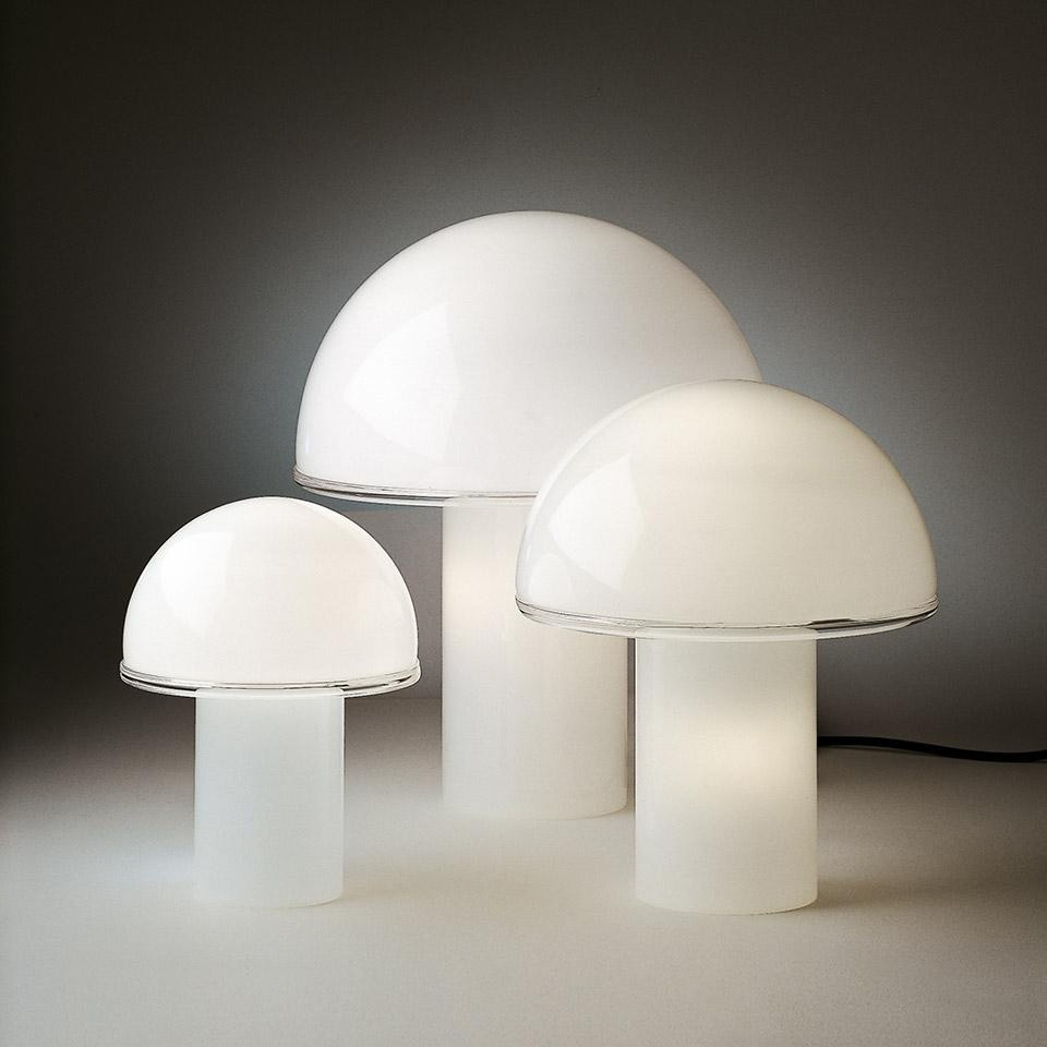 Lampe Artemide Onfale Tavolo Medio Table Lamp