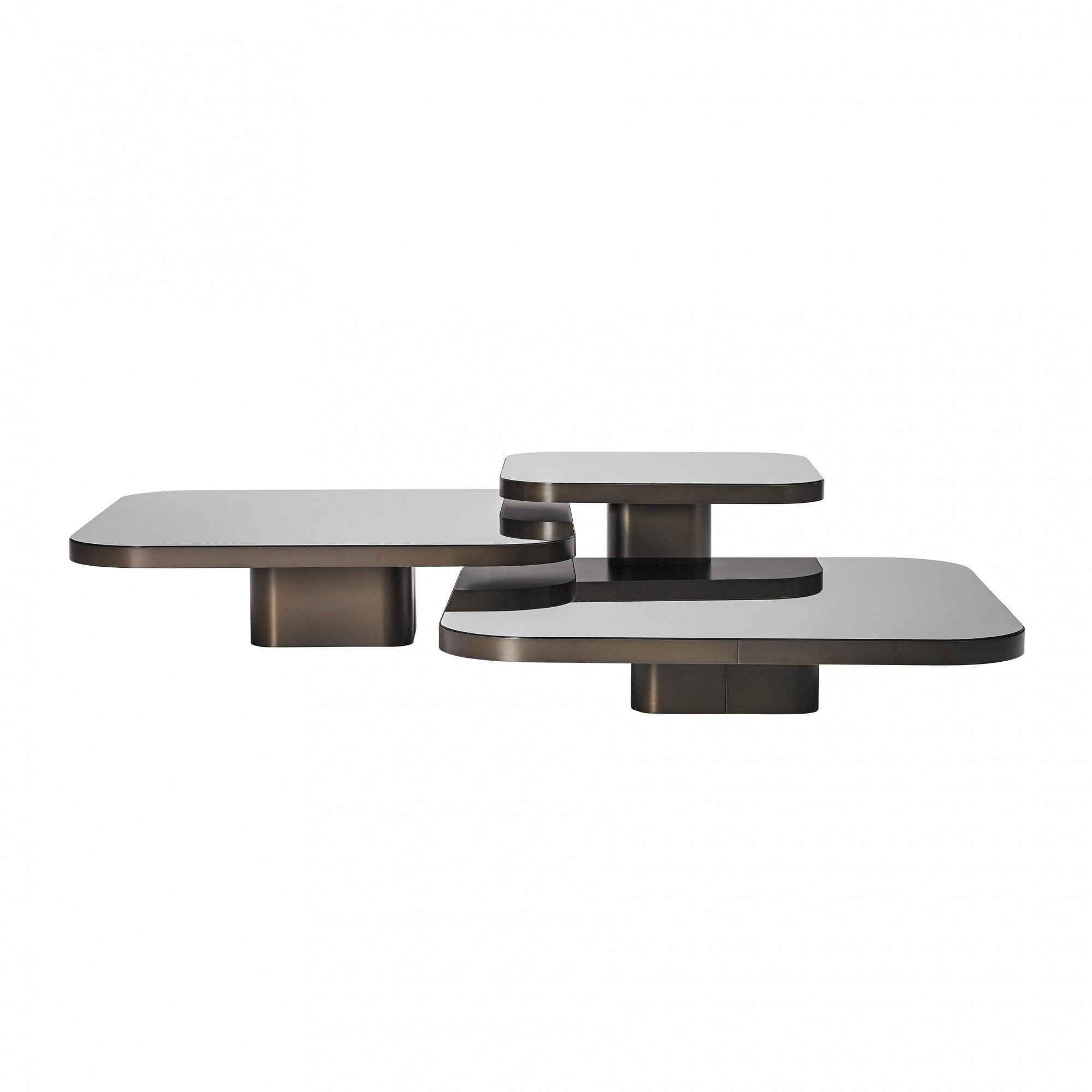 Couchtisch 3er Set Bow Coffee Table Set Of 3