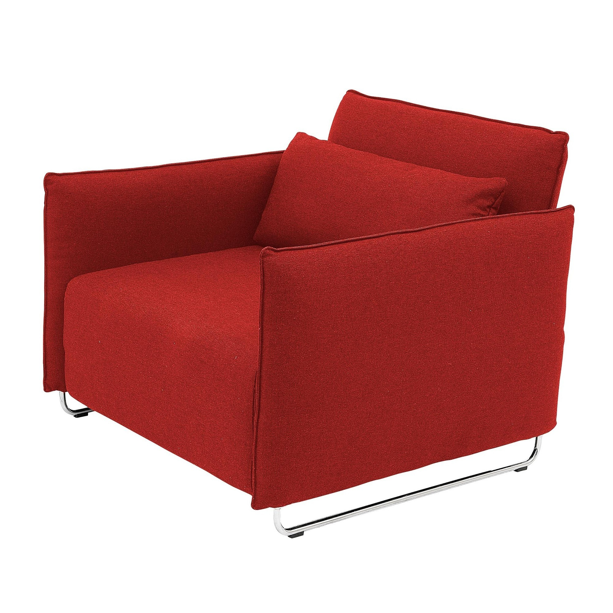 Schlafsessel Design Softline Cord Armchair / Bed | Ambientedirect