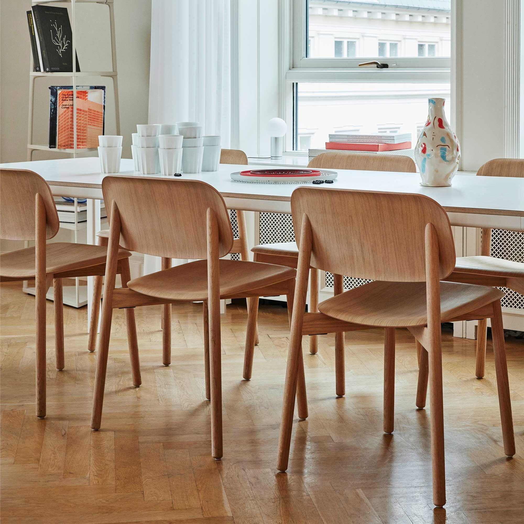 Hay Soft Edge 12 Chair Ambientedirect