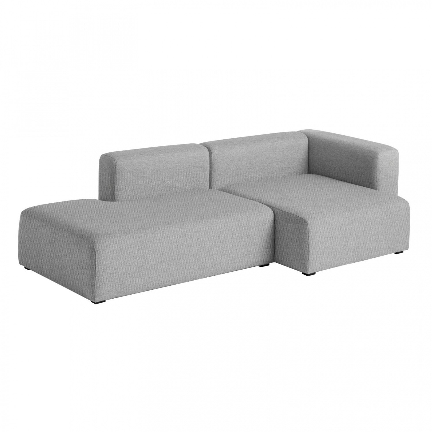 Hay Mags 2 5 Seater Sofa 246x127 5cm Ambientedirect