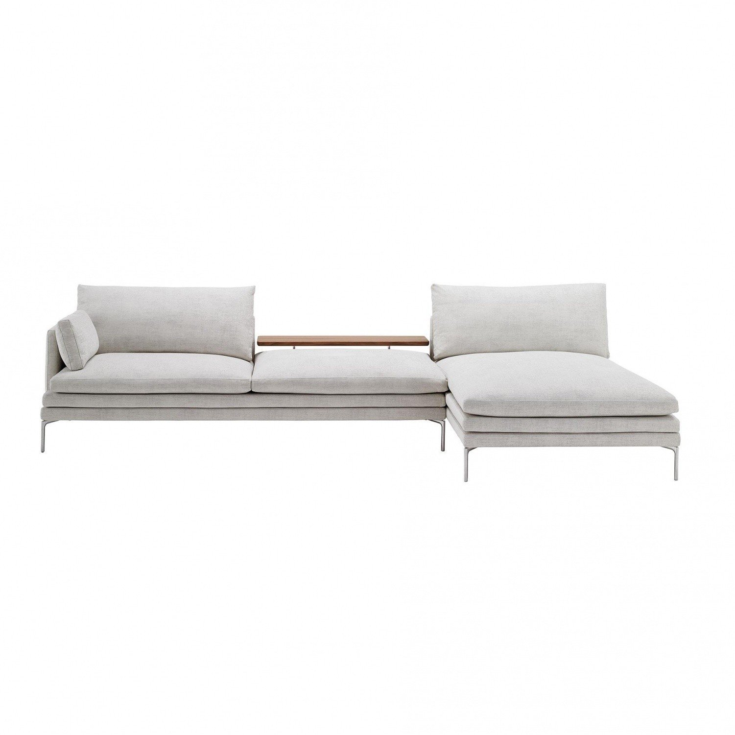 Chause Longue William Sofa Mit Chaiselongue