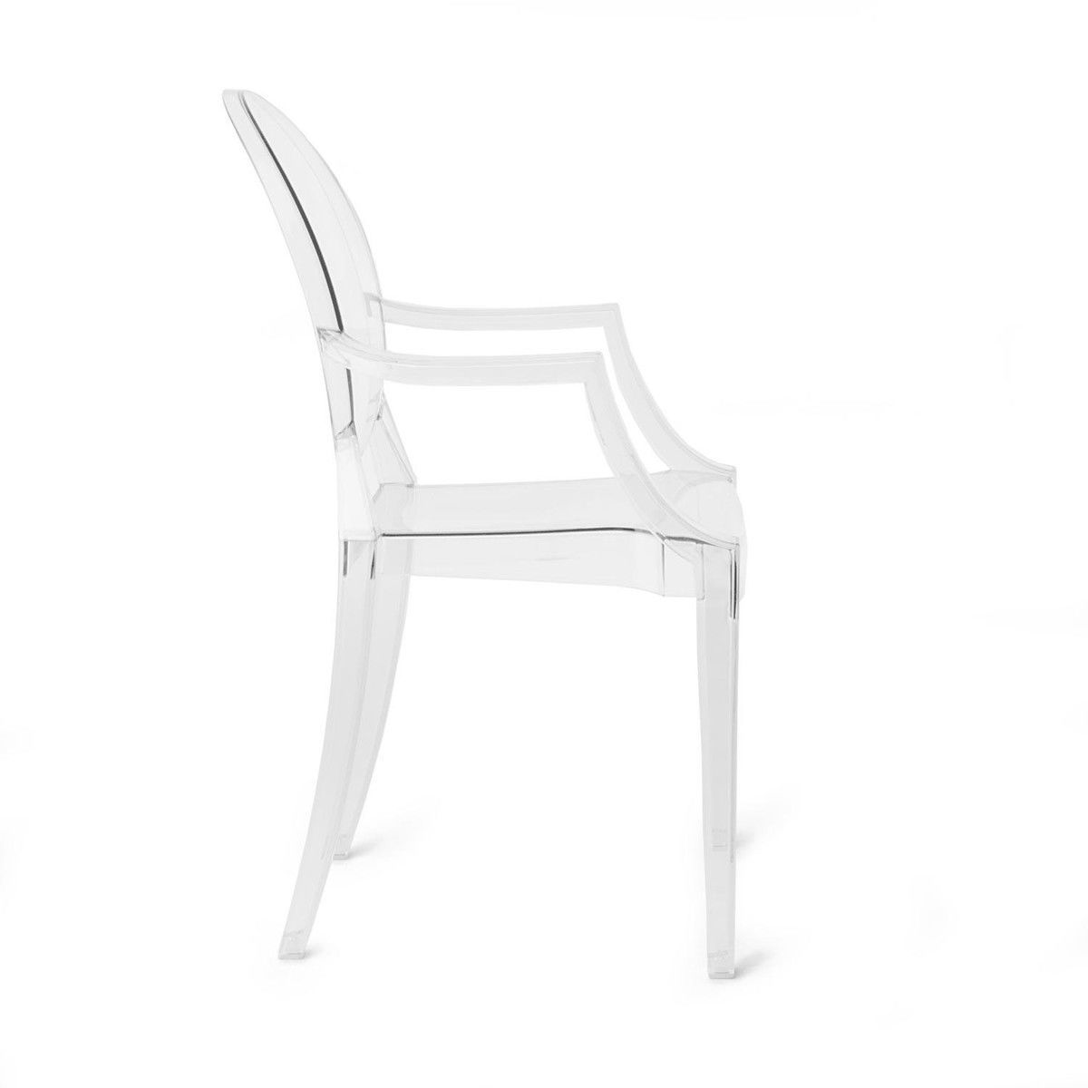 Chaise Enfant Accoudoir Good Chaise Enfant Kartell Destin Lou Lou Ghost Chaise