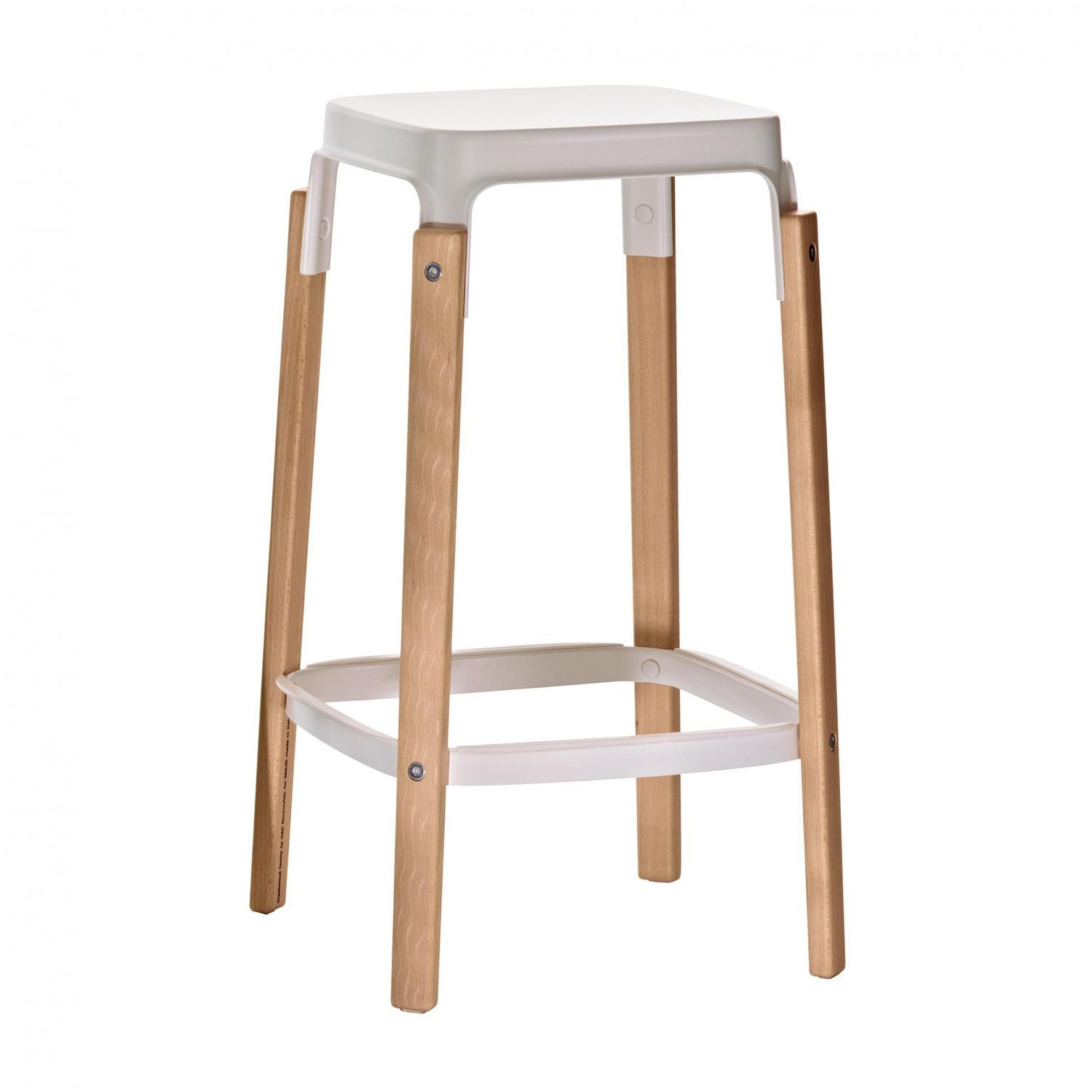 Tabourets Metal Amazon Steelwood Stool 68cm