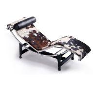 Le Corbusier LC4 - Chaise-longue style lounge   Cassina ...