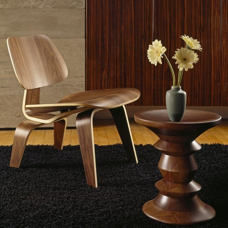 Eames Lounge Sessel Vitra Eames Stool/hocker | Ambientedirect