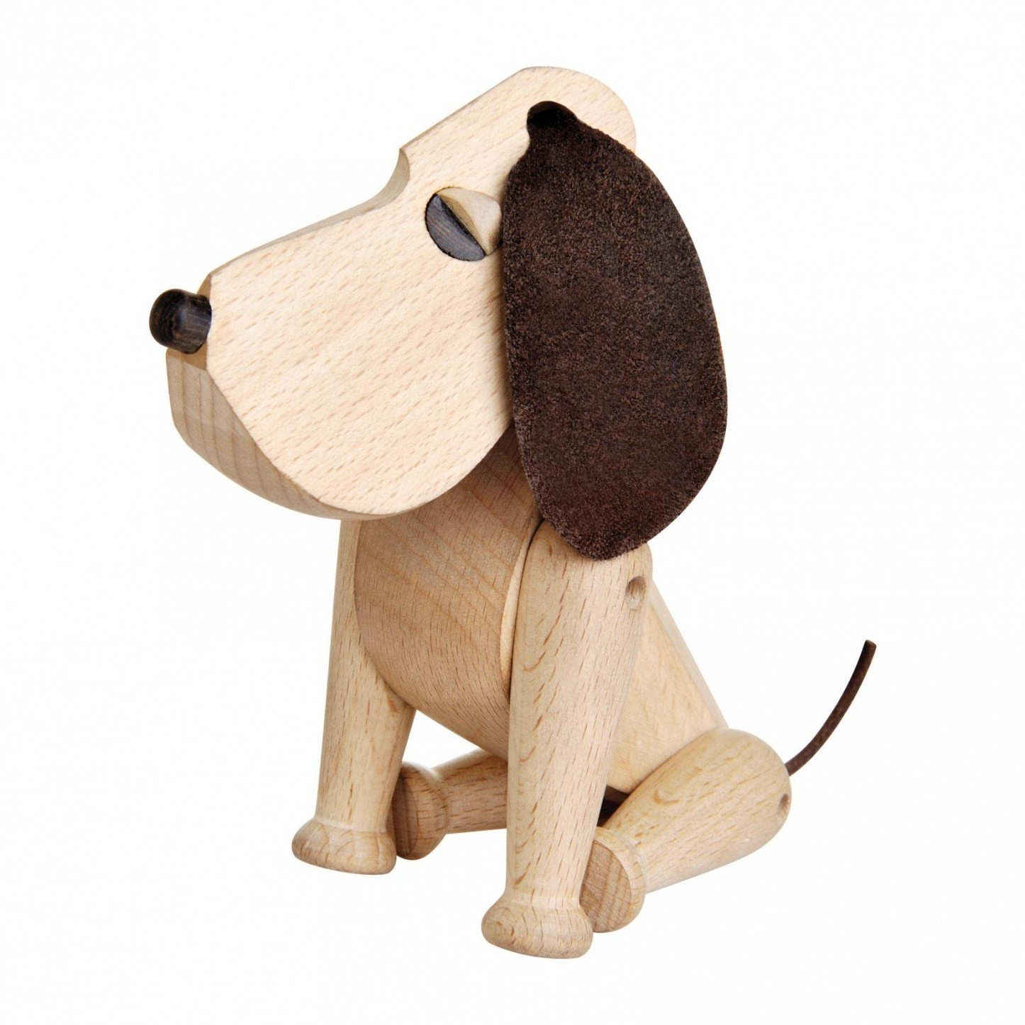 Holz Hund Architectmade Oscar Wooden Dog