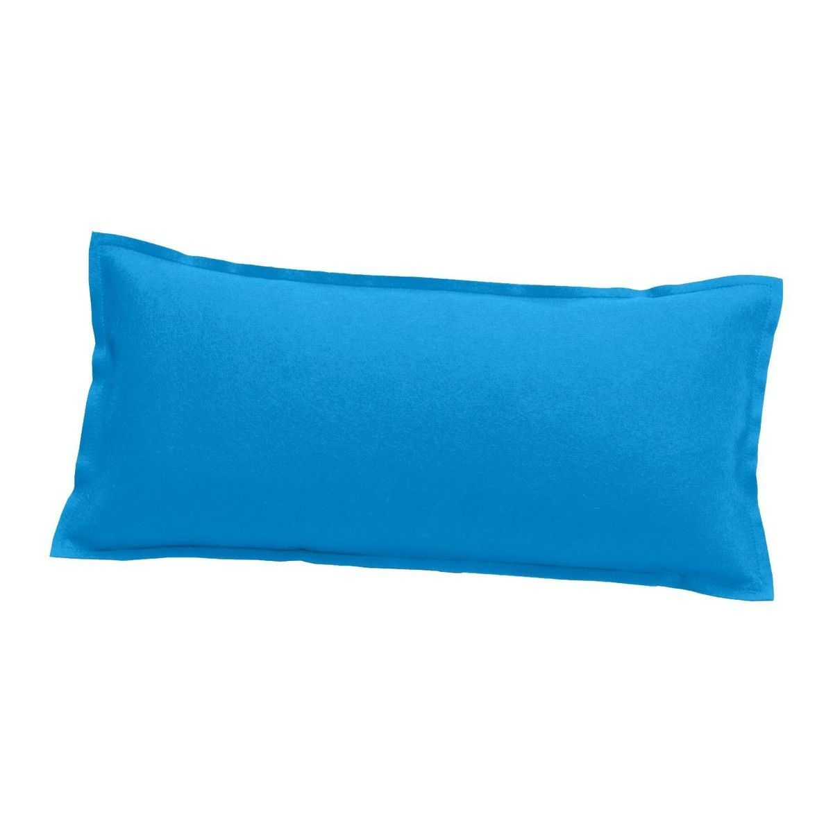 Petrol Kissen Kissen Petrol Muuto Mingle Cushion Petrol Two Cushions