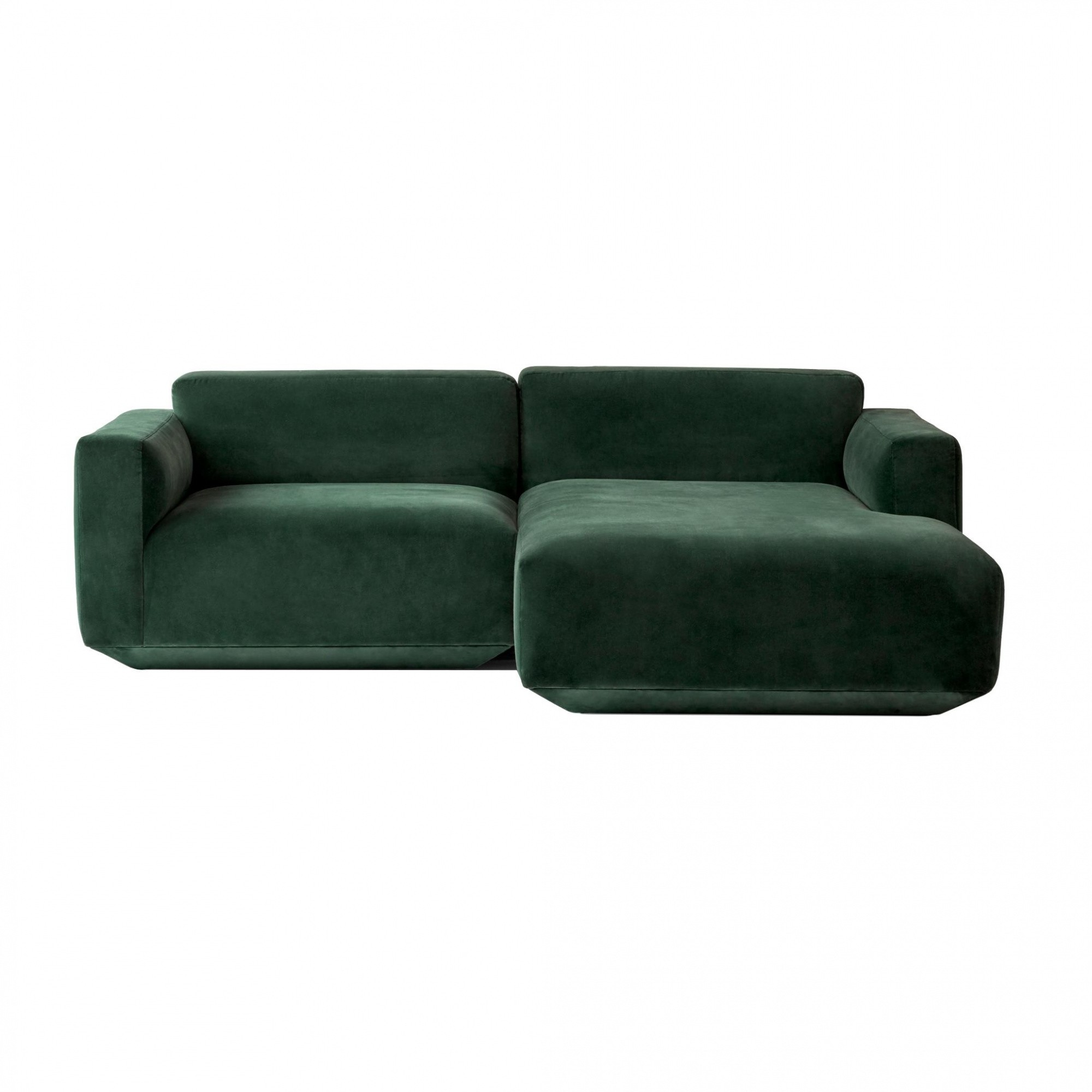 &Tradition Develius 2-Seater Sofa with Chaise Longue | AmbienteDirect