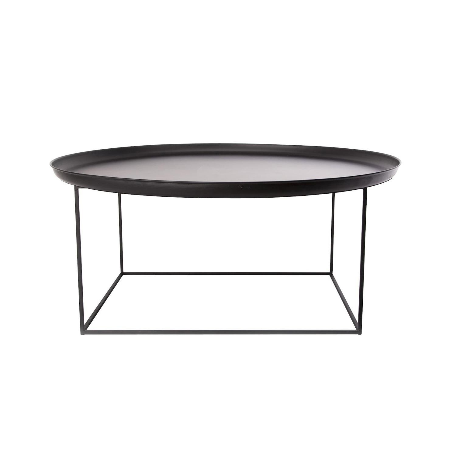 Norr 11 Duke Large Side Table Ø 90cm Ambientedirect