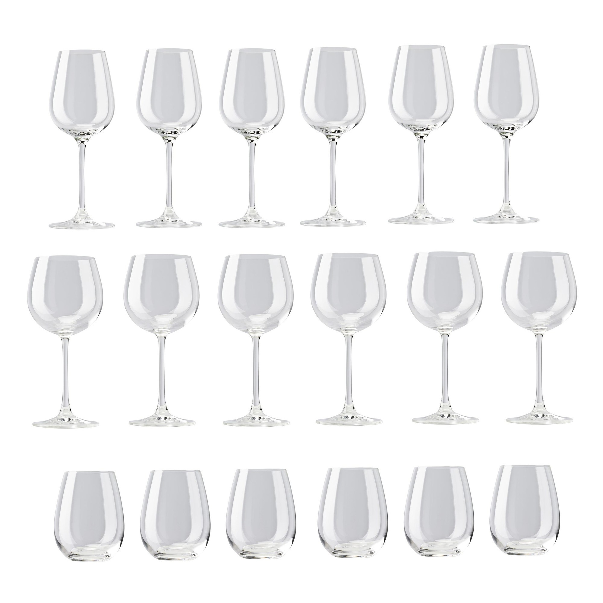 Weinkelch Glas Promotion Set Divino Glass Set Of 18