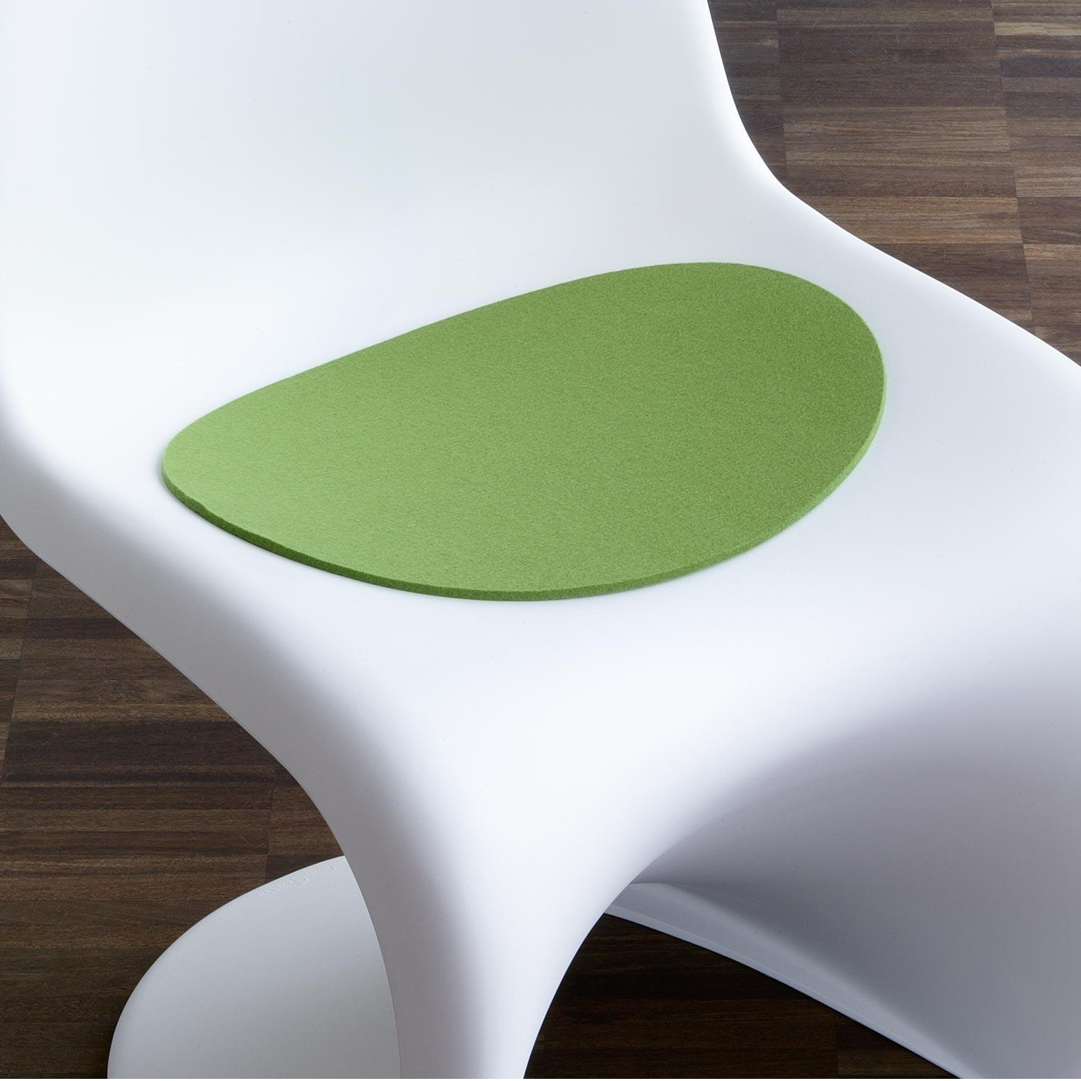 Hey Sign Panton Chair Seat Mat Anti Slip Ambientedirect