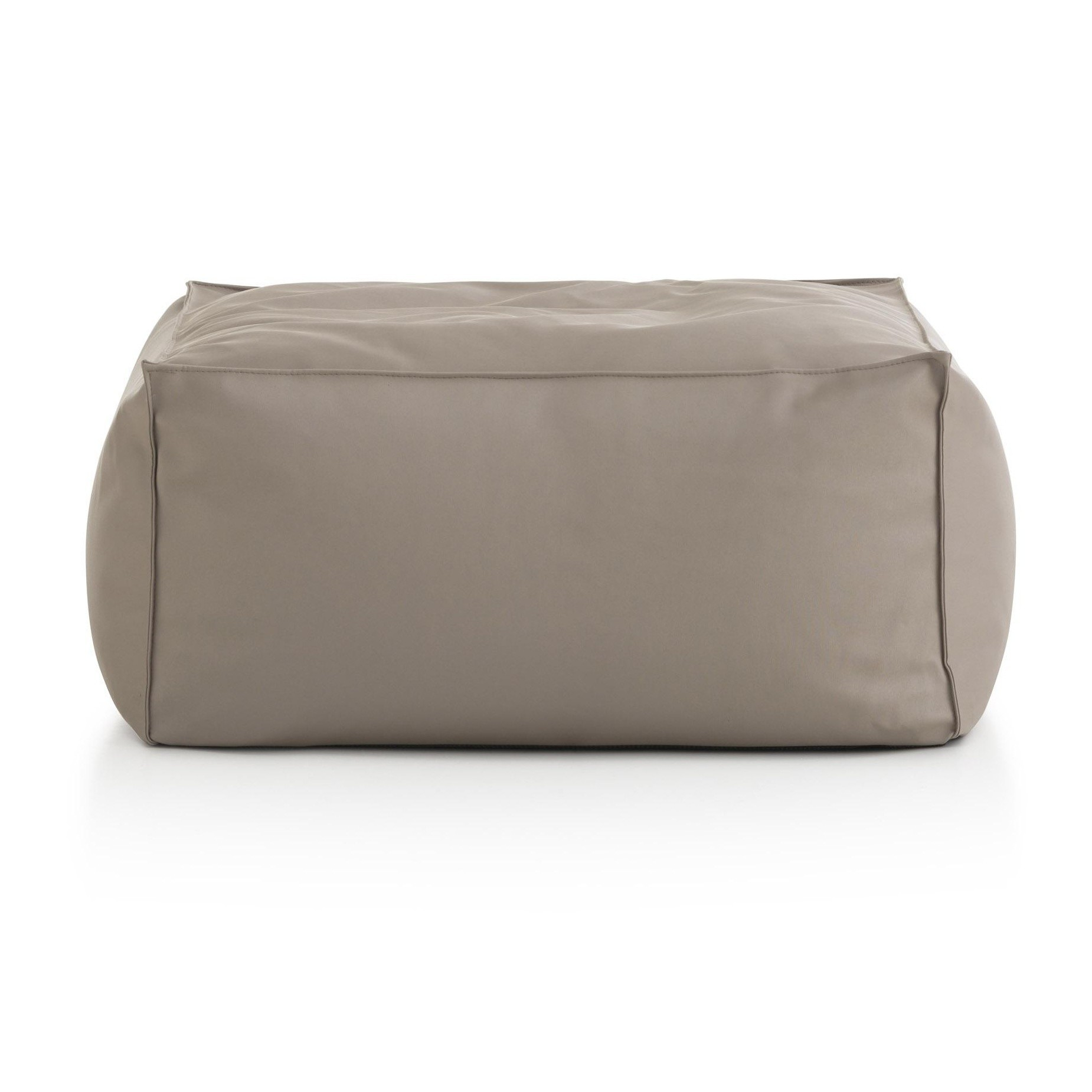 Pouf Sitzkissen Sail Outdoor Pouf Seat Cushion