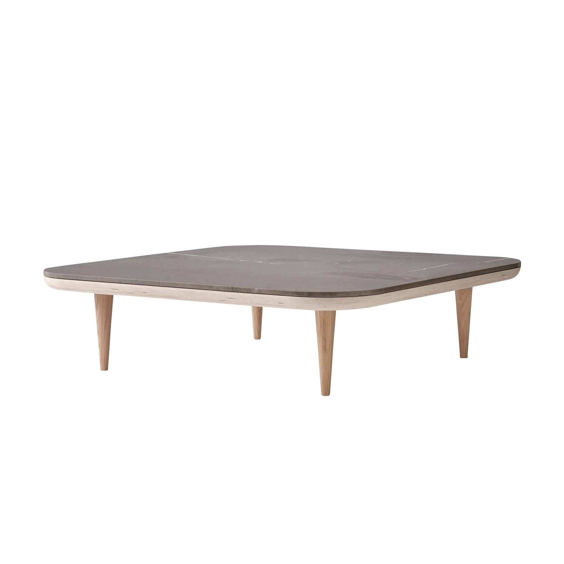 Linoleum Couchtisch Fly Table Sc11 Coffee Table 120x120cm