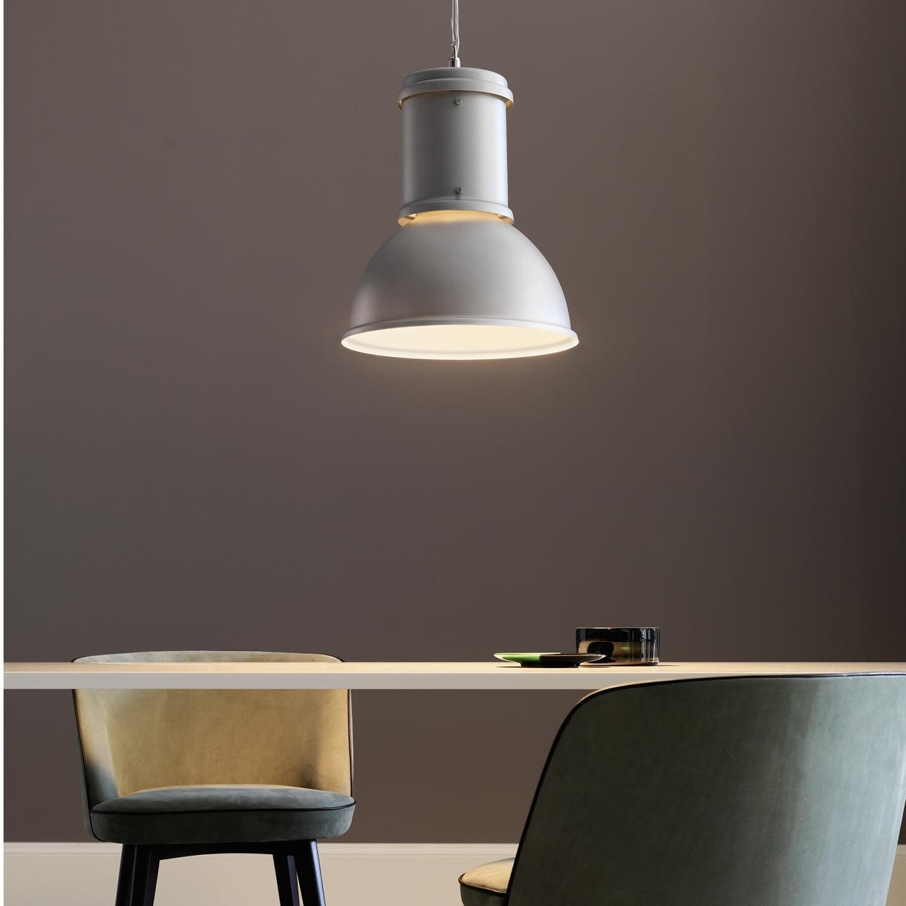 Fontana Arte Lampara Suspension Lamp