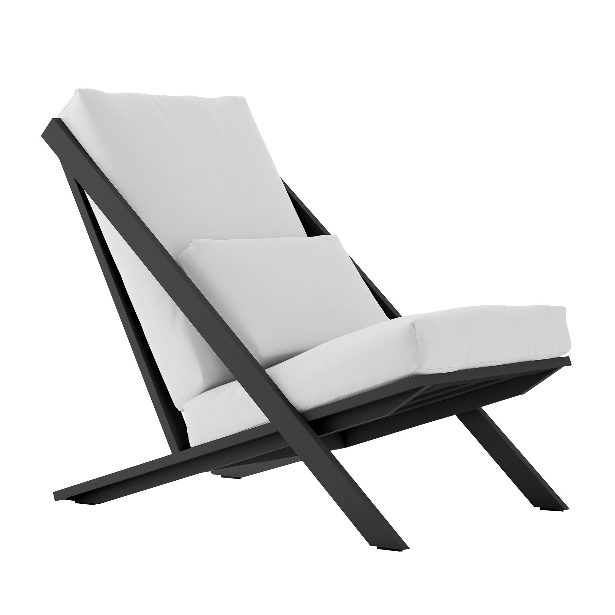 Gandia Blasco Timeless Relax Outdoor Sessel Ambientedirect