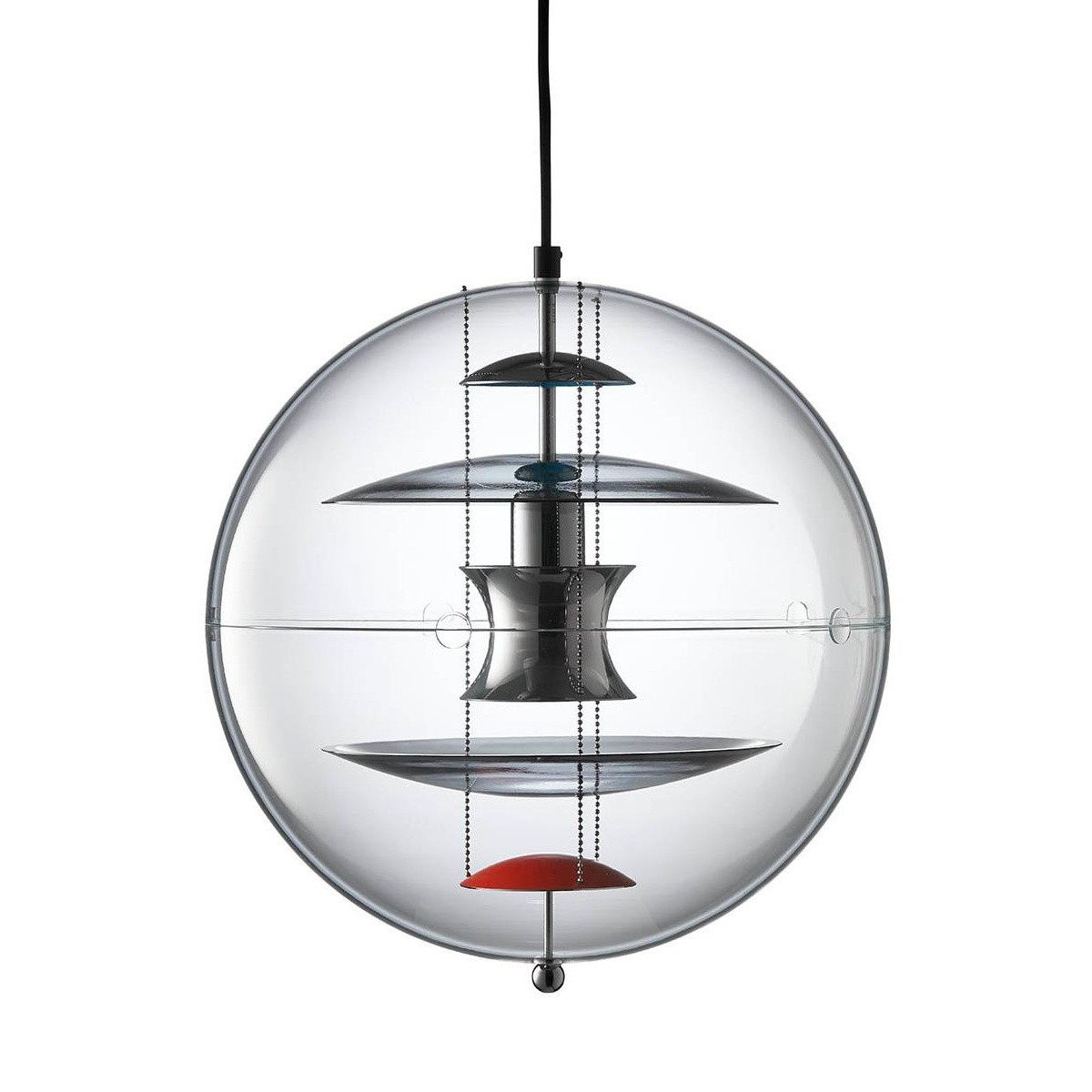 Pendelleuchte Glas Vp Globe Colored Glass Pendelleuchte
