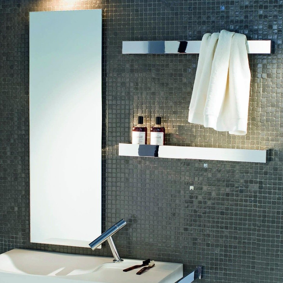 Decor Walther Brick Towel Rail Decor Walther Ambientedirect