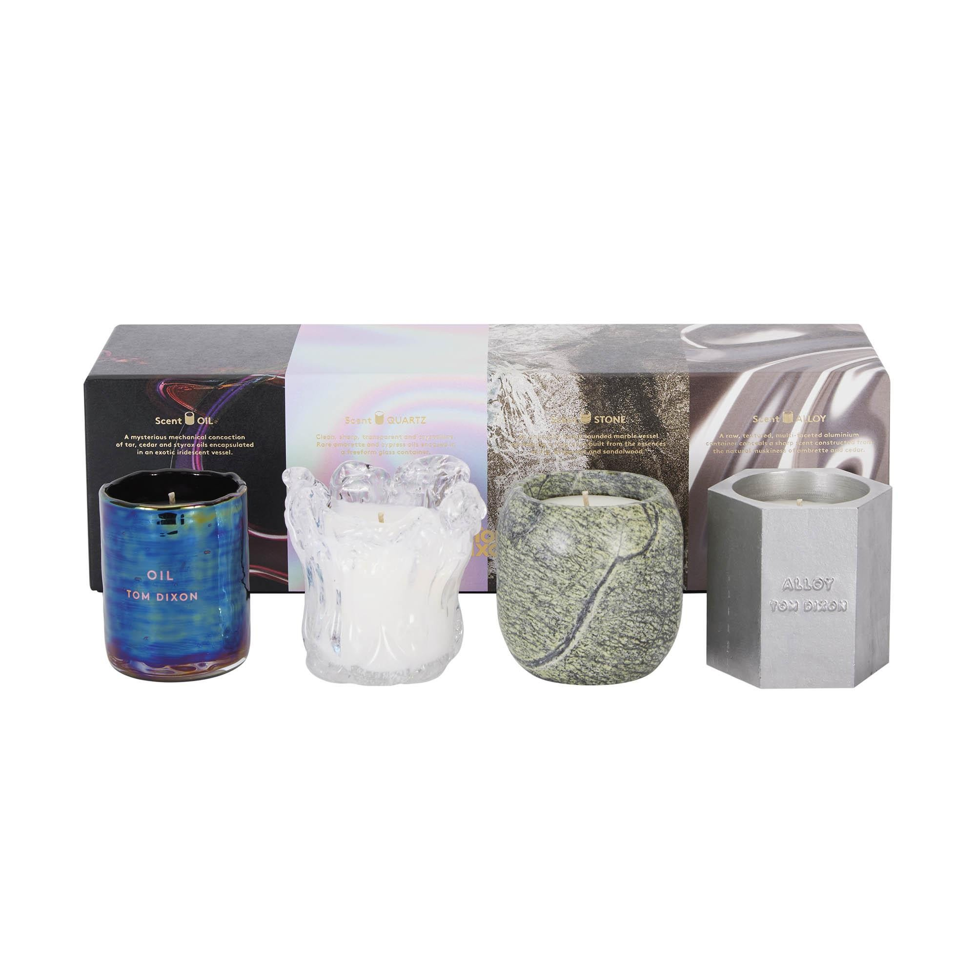 Outdoor Led Kerzen Materialism Gift Set Candles