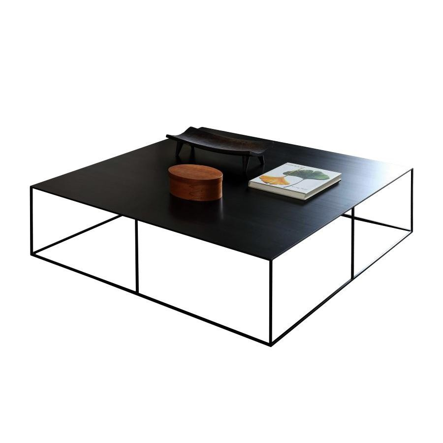 Couchtisch Provence Slim Irony Coffee Table 124x124cm