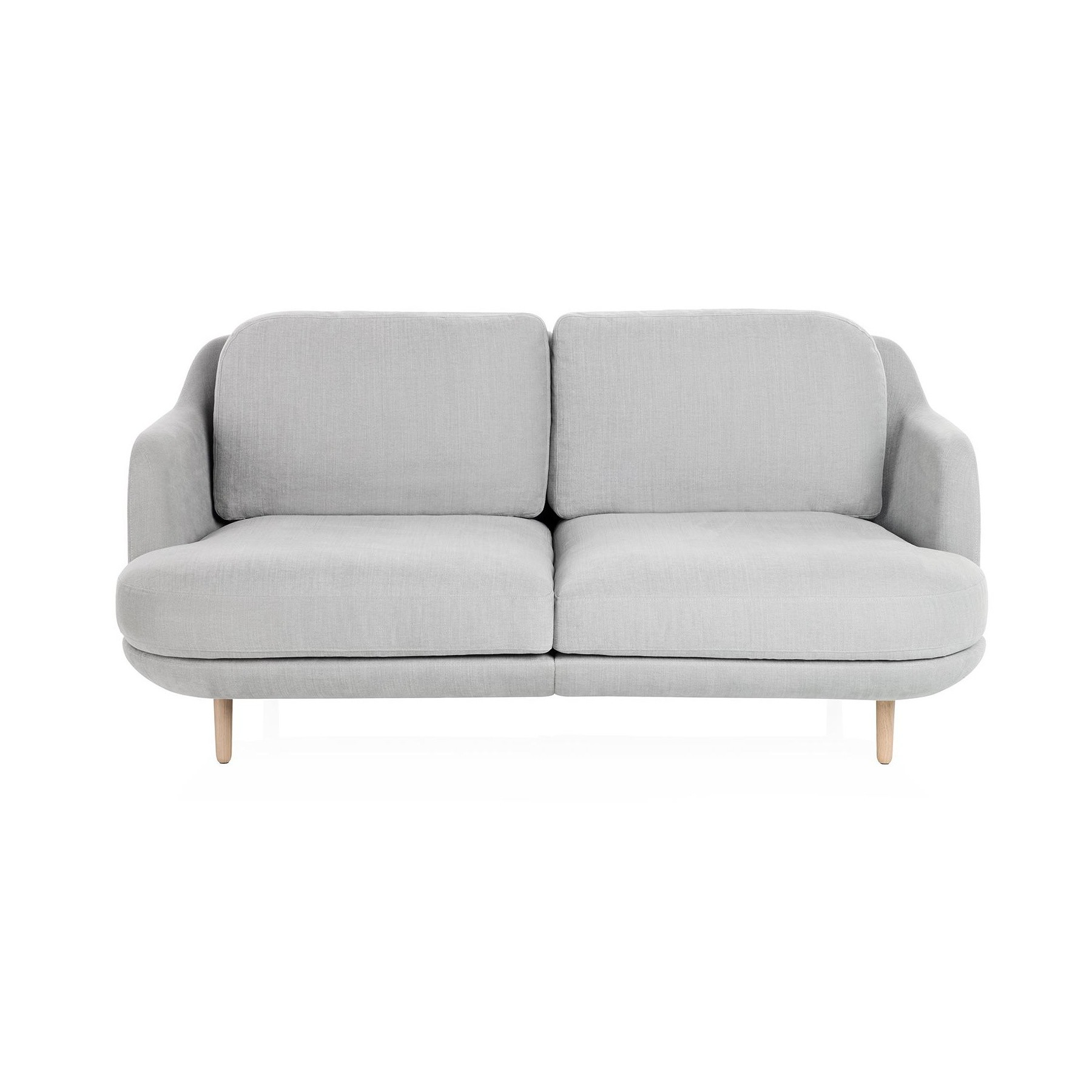 Side By Side 80 Cm Breit Lune 2 Seater Sofa 155 X 93 5 Cm