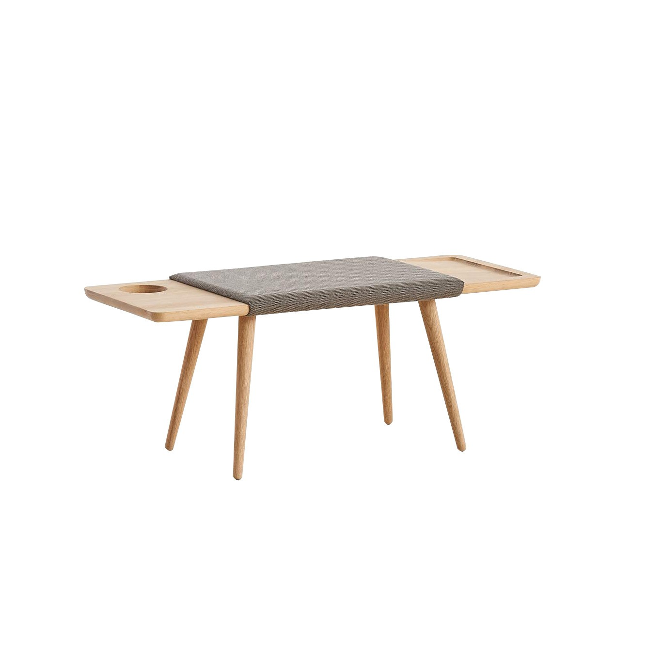 Holzbank Outdoor Baenk Wood Bench