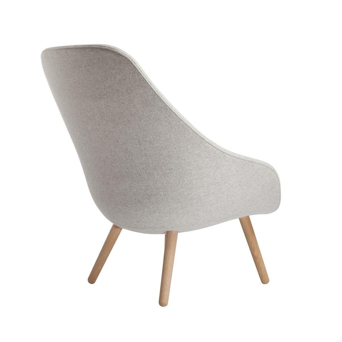 Hay Sessel About A Lounge Chair Aal92 Sessel Hay Ambientedirect