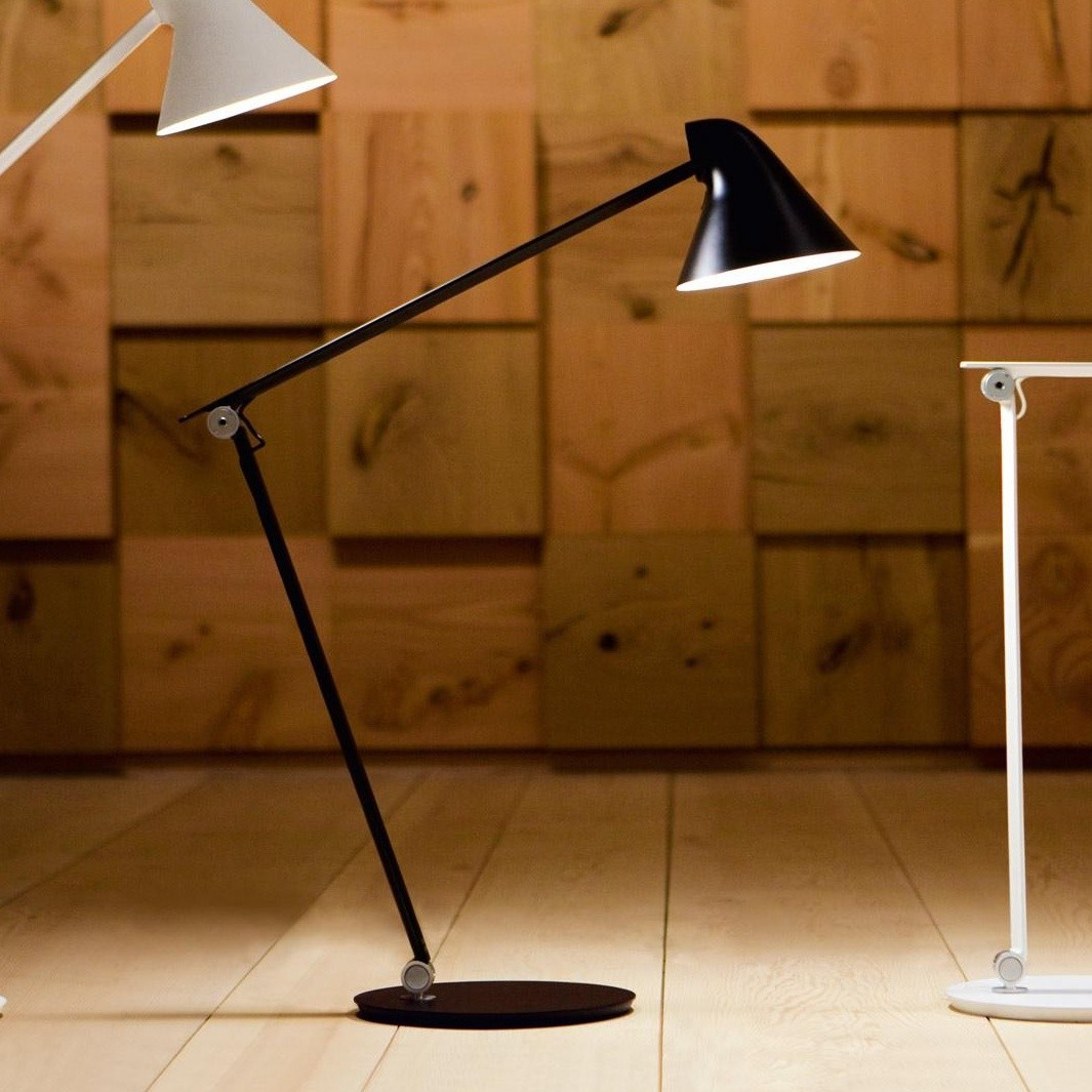 Louis Poulsen Njp Led Table Lamp Ambientedirect