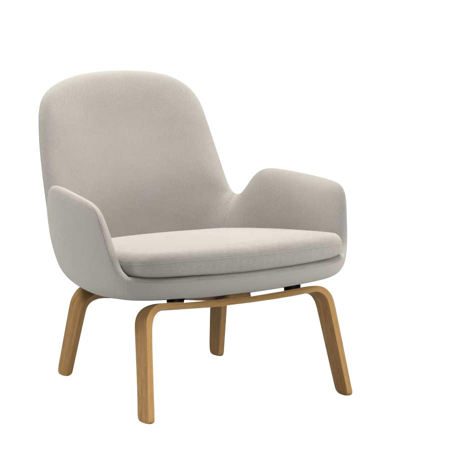 Lounge Sessel Era Lounge Sessel Eichengestell