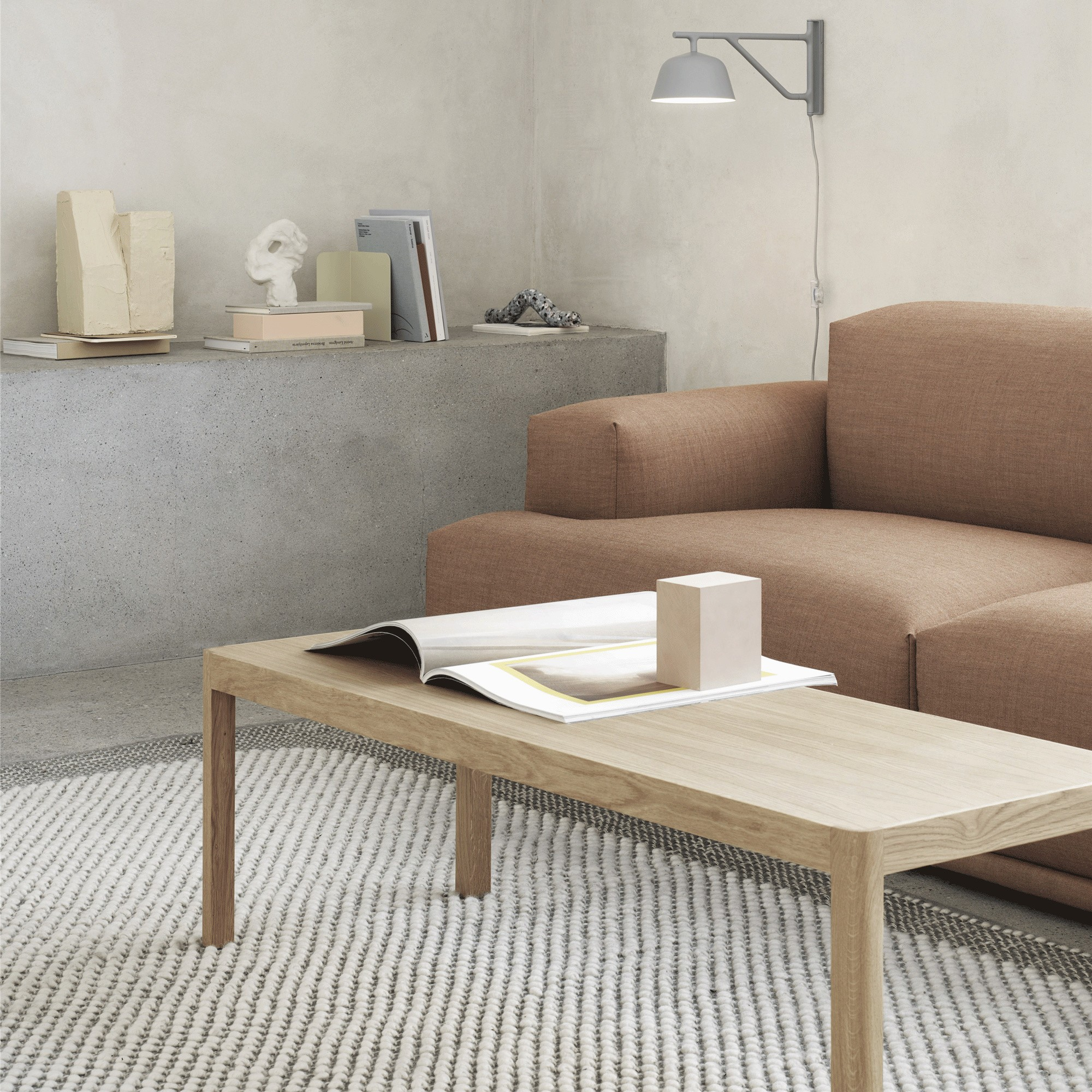 Couchtisch Fridge Muuto Workshop Coffee Table