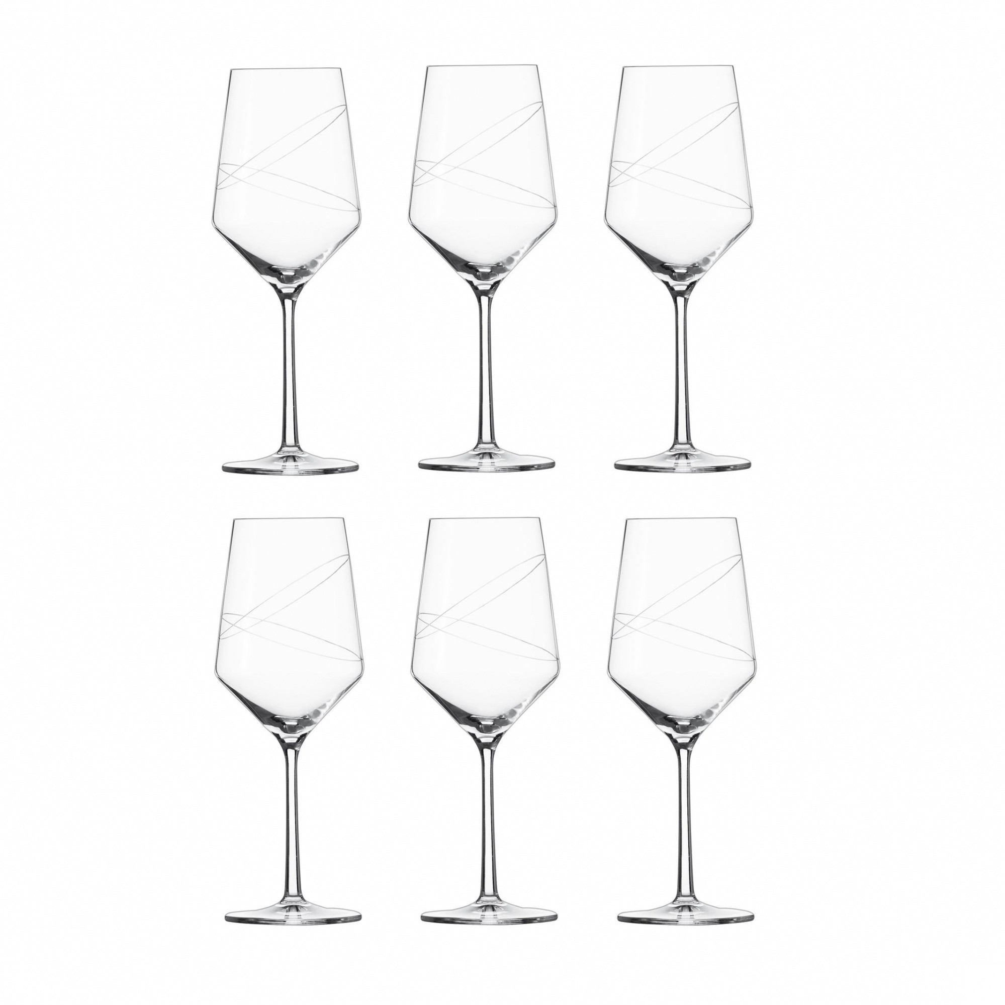 Schott Zwiesel Pure Sektglas Pure Loop Cabernet Red Wine Glass Set Of 6