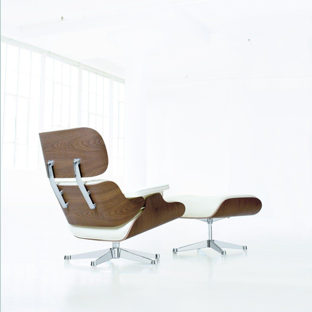 Vitra Eames Sessel Eames Lounge Chair Sessel And Ottoman Vitra