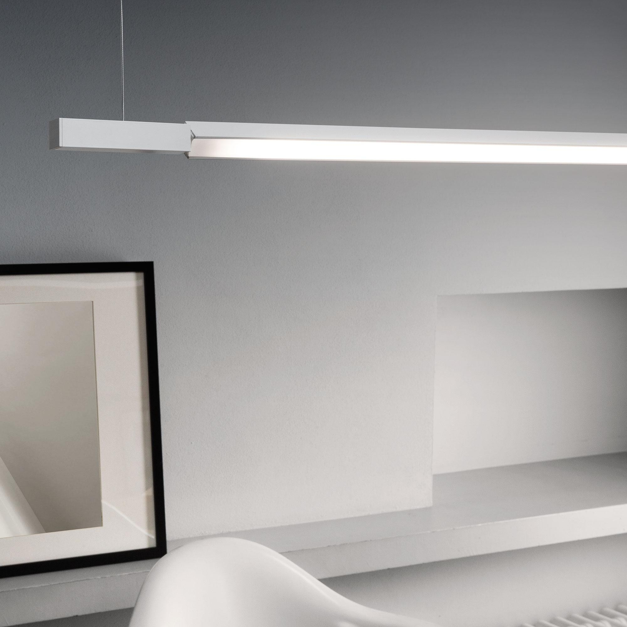 Led Esstischlampe Linescapes Led Suspension Lamp Horizontal