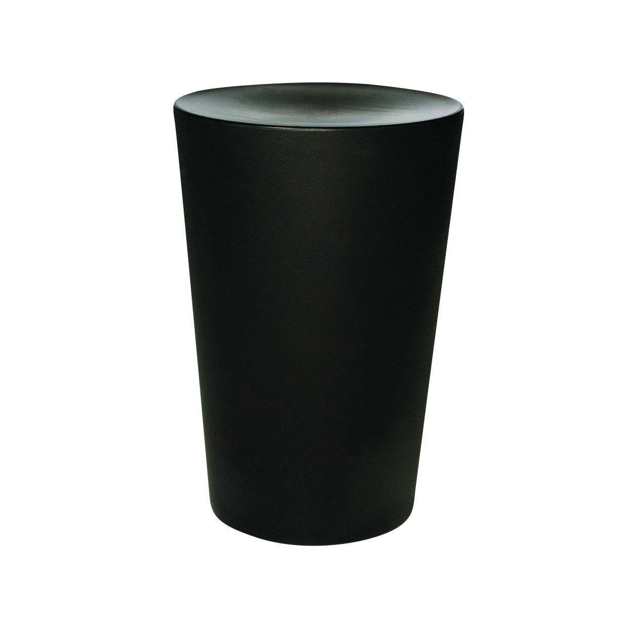 Schwarz Container Moooi Container Stool
