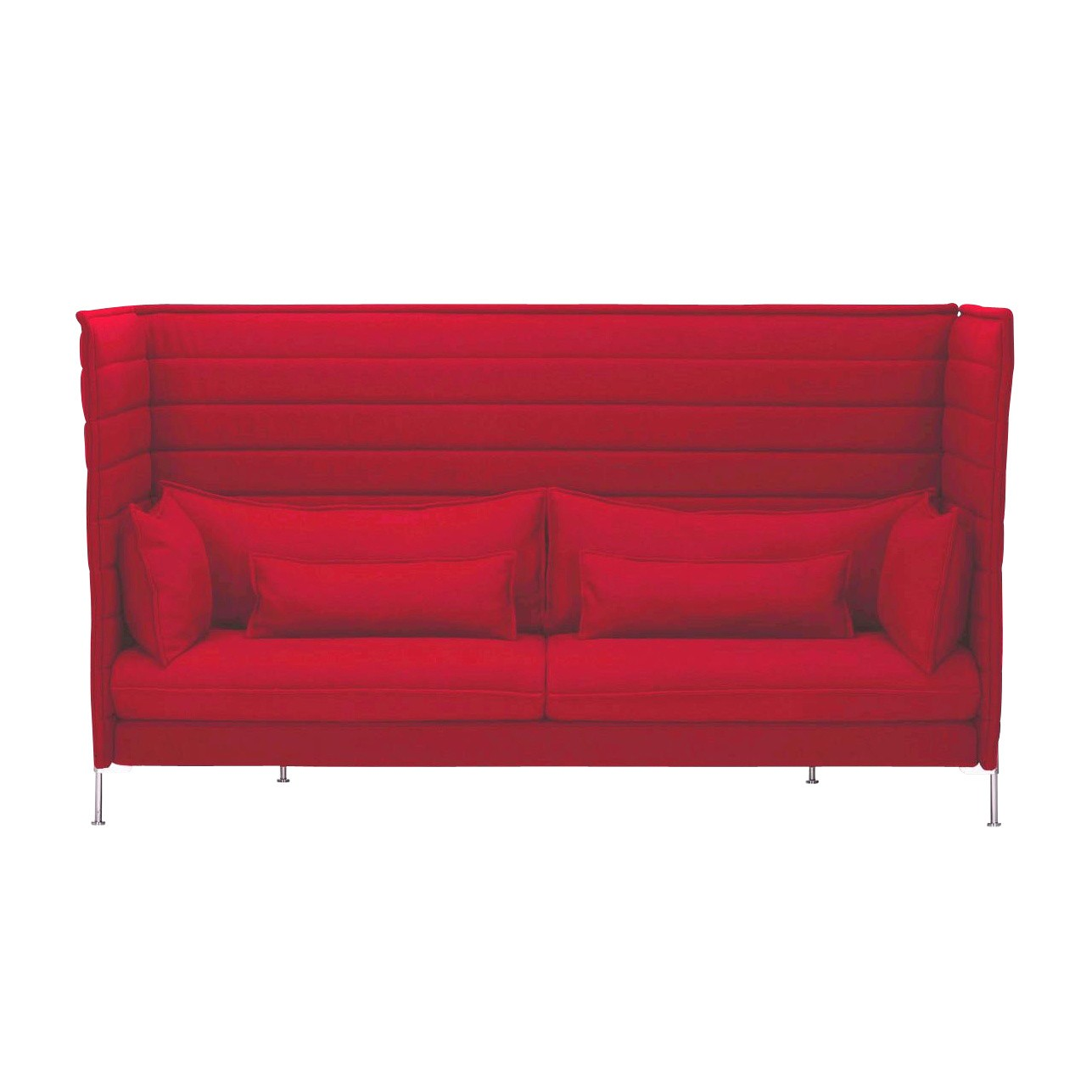 Couch Rot Alcove Highback 3 Seater Sofa