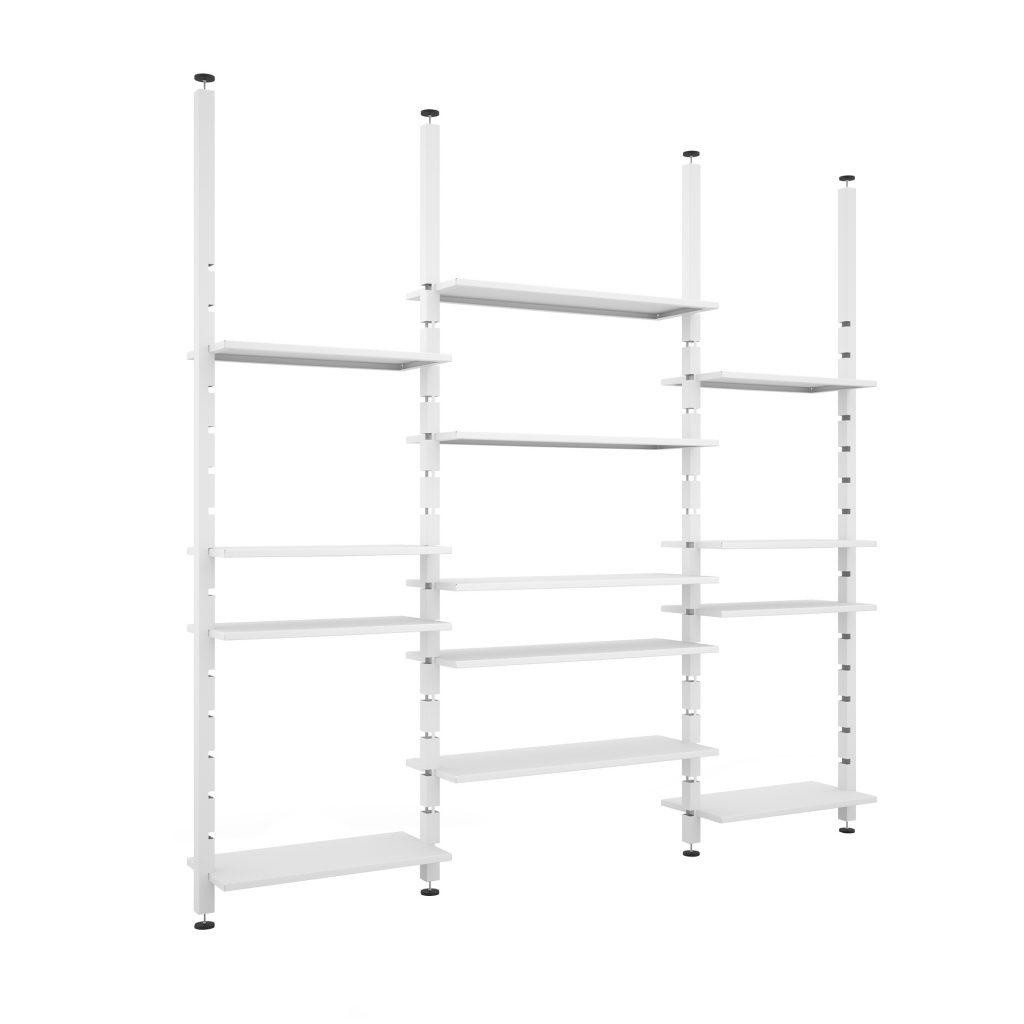 Bücherregal Modular Kasper Bücherregal 262x300cm
