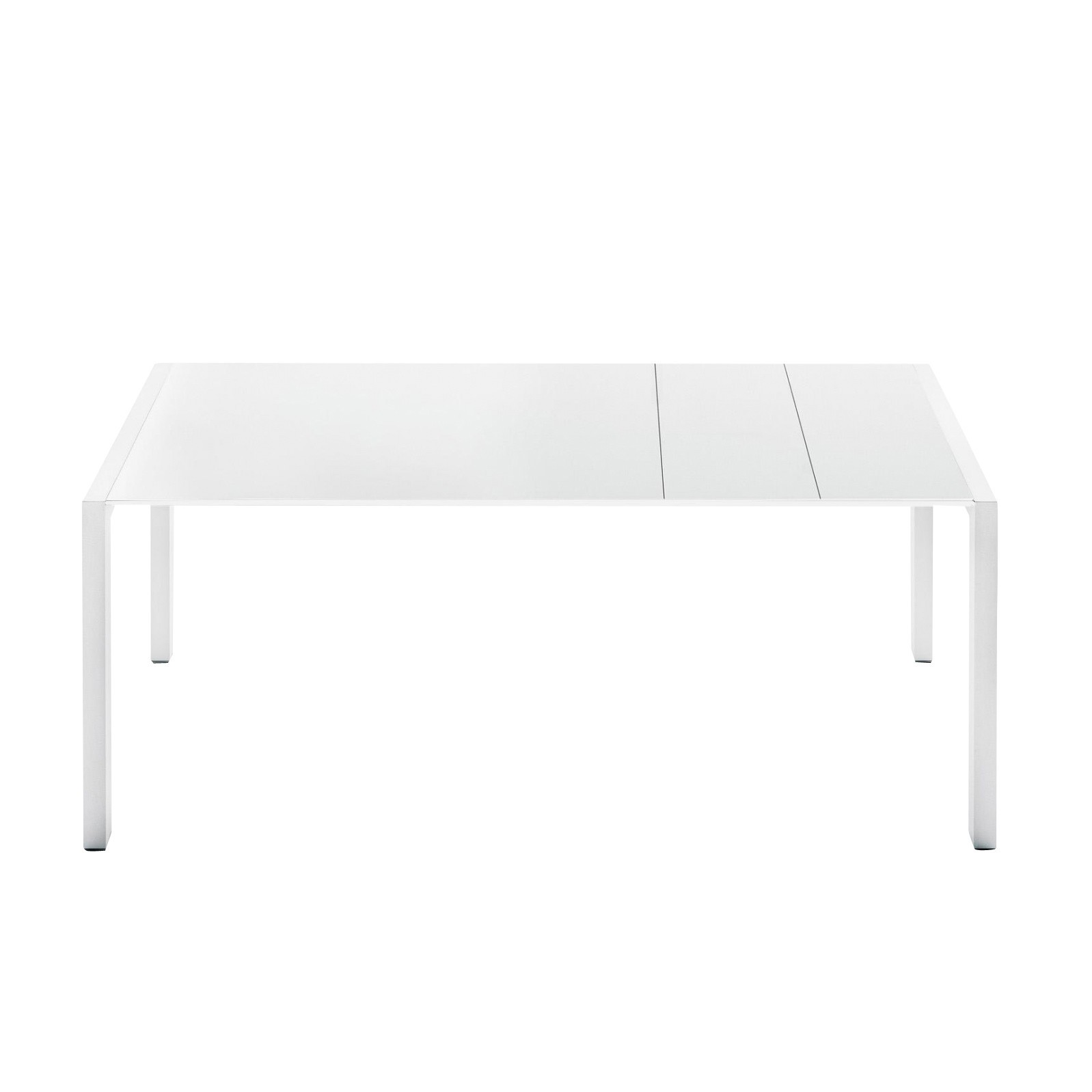 Sushi Pure White Tisch Ausziehbar Sushi Pure White Table Extendable