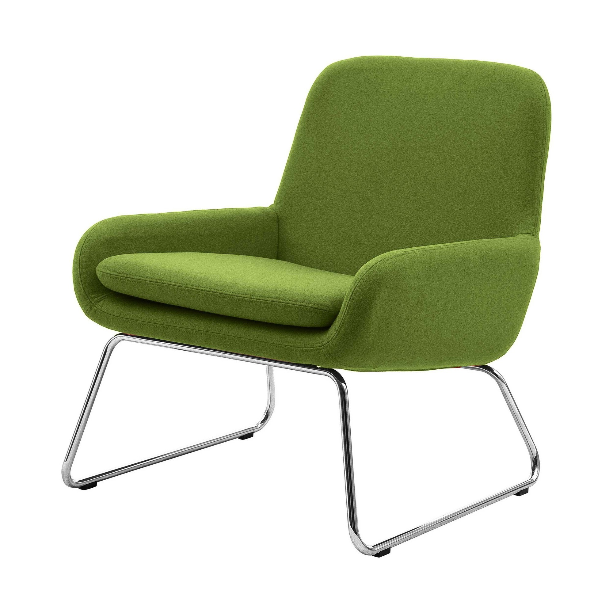 Sessel Softline Coco Armchair With Skids