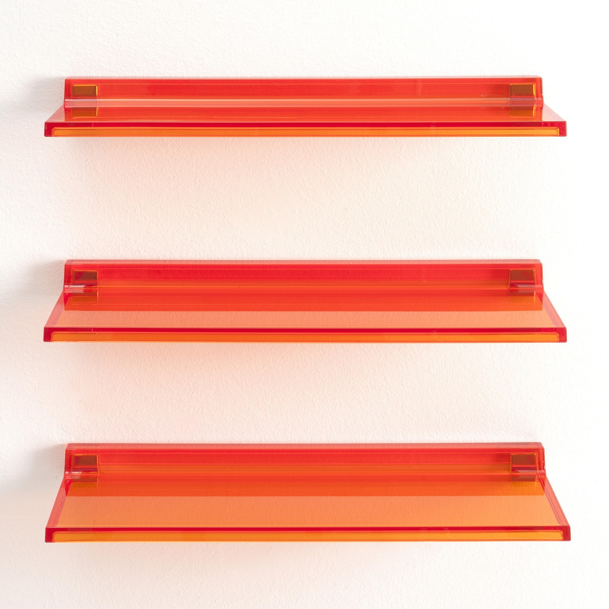 Kartell By Laufen Shelfish Wall Shelf Ambientedirect